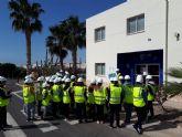 Hidrogea celebra el Día Mundial del Agua con estudiantes de Alcantarilla y de Águilas