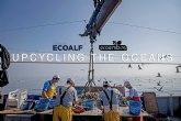 Los pescadores murcianos que participan en Upcycling the Oceans recuperaron cerca de 7.500 kg de basura marina en 2020