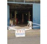 El Ayuntamiento retira residuos con amianto que estaban almacenados en instalaciones municipales