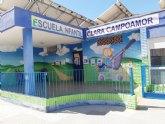 Se establece del 25 de marzo al 30 de abril el plazo de solicitudes para la Escuela Infantil Municipal