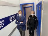 Finalizan las obras del nuevo Cuartel de Policía de Espinardo