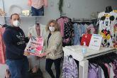 La campaña 'Rasca la primavera' repartirá más de 6.000 euros en premios en los comercios de San Pedro del Pinatar