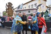 Desfile sardinero en Archena