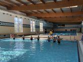 La piscina municipal climatizada acogerá clases de hidroterapia para pacientes con daño cerebral adquirido