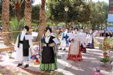 La fiesta de Los Mayos desfilará este martes en el Bando de la Huerta