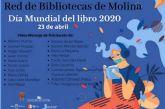 El Día del Libro 2020 #MolinaenCasa está marcado este año por los efectos de la pandemia del COVID-19