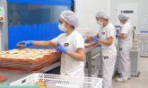 La murciana MasTrigo amplía su plantilla más del 20% durante la crisis sanitaria ante la demanda de sus productos