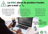 La OMIC atiende 60 consultas de consumidores en San Pedro del Pinatar durante el Estado de Alarma
