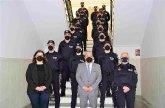 Incorporación de 16 nuevos agentes en el cuerpo de la Policía Local de Cieza