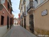 Rincones de Totana. La calle Santo Cristo