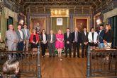 Los nuevos alcaldes ped�neos toman posesi�n de su cargo