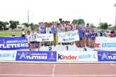 El Club Atletismo Alhama presente en todos los p�diums del 'Cto. Regional de Clubes'