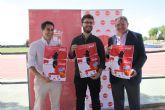 Presentado el XXX Gran Premio de Atletismo Base Regi�n de Murcia, Trofeo Coca-Cola