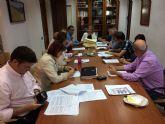 La Junta de Gobierno Local de Molina de Segura adjudica las dos primeras actuaciones para la puesta en marcha del recinto ferial municipal con una inversión total de 786.429,11 euros