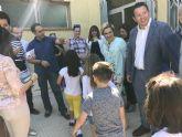 Educación realizará una remodelación integral en el colegio Anita Arnao de Mula