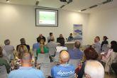 Una mesa de trabajo aborda el estado del Mar Menor y nuevas iniciativas de turismo sostenible