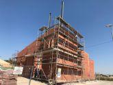 La nueva Ermita de Los Olmos estará terminada a final de año