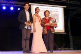 Antonia Domenech y Andrés Mesa, Galileos del Año junto a Ángel Conesa, ganador del premio Arado de Oro en Pozo Estrecho