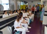 NOTA DE PRENSA - 15 desempleados comienzan un curso de limpieza de superficies y mobiliario en edificios y locales