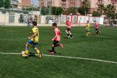 Publicados los horarios de la jornada Play Off de la Liga Comarcal de Fútbol Base