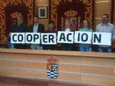 Partidos políticos de Molina de Segura firman un pacto por una política pública de cooperación internacional para el desarrollo en el municipio