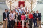 Homenaje a los jubilados municipales por décadas de servicio público