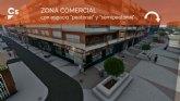 Ciudadanos realizará la primera semipeatonalización de una zona comercial en Cehegín