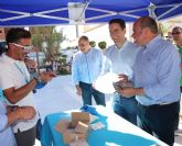 Visita del PP al municipio de San Javier
