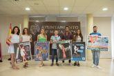 Las academias de baile ofrecerán cinco festivales en el paseo marítimo de puerto de Mazarrón