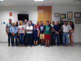 Luis Reina, nuevo coordinador de Protecci�n Civil de Alhama