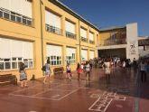 La Concejalía de Educación apoya las reivindicaciones de la comunidad educativa del CEIP 'Santa Eulalia'