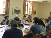 Auditores de la 'Red Europarc' visitan Sierra Espuña y sus pueblos para evaluar la sostenibilidad del turismo