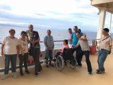 Viaje fin de curso Centro de D�a 'Las Salinas'