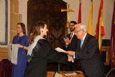 El doctor Jesús Sánchez Martos, padrino de la VIII promoción de enfermeros de la UCAM