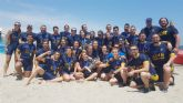 La UCAM revalida su título en la Regata Interuniversitaria por cuarto año consecutivo