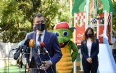 ´Oasis´, el proyecto pionero que reduce las partículas de contaminación hasta un 81% implantado por primera vez en Murcia