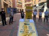Limpieza Viaria y Policía Local refuerzan la vigilancia para evitar el depósito de muebles y enseres voluminosos en la vía pública