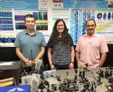 La UMU desarrolla un sensor ultrasensible paraavanzar en el estudio sobre el origen del universo