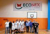 El CB ECONEX Santomera, campeón de Primera División masculina regional de baloncesto