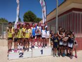 Este sábado, los más jóvenes compiten por su club en Cartagena