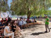 Más de 1.500 escolares participan en tres meses en las actividades dirigidas a conocer los parques naturales de la Región
