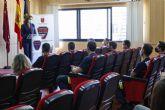 Toma de posesión de nueve cabos bomberos especialistas del Consorcio de Extinción de Incendios de la Región de Murcia