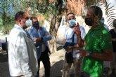 Clausuran el programa de educación ambiental 'El Parque se acerca a ti' en el IES 'Prado Mayor'