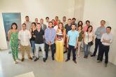 Una quincena de becarios Talentum Startups de la cátedra Telefónica-UPCT compiten con ideas innovadora de negocio