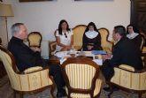 Mons. Lorca confirma la autenticidad de la documentación que habla de la Santa Espina de las Clarisas de Mula