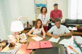 El consistorio pondrá en marcha con Columbares una campaña de promoción de la pesca artesanal sostenible