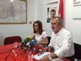 González Tovar: 'La moratoria urbanística, la rápida ejecución de las medidas que indiquen los expertos y la coordinación entre administraciones, claves para regenerar y conservar el Mar Menor'