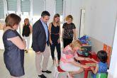 El Gobierno Regional renueva el convenio de colaboración para el Centro de Atención Temprana de Alcantarilla