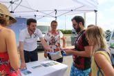 La Comunidad conciencia de la riqueza natural del Mar Menor en los clubes náuticos