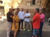 La Federación de Asociaciones de Vecinos organiza una manifestación por la calles de Lorca por 'Una Sanidad Digna'